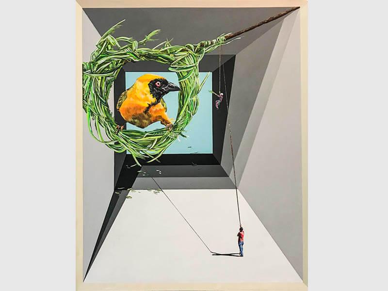 Samir quintero -arte loft galeria