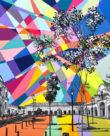 Samir Quintero - De la serie pensamiento paisajero - arte-loft