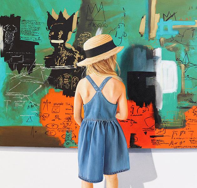 """De la serie """" Master of painting"""""""