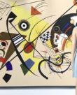 "Kandinsky de la serie ""Master of painting"""