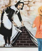 "cuadro medellin - De la serie ""Master of painting"" - arte loft galeria"