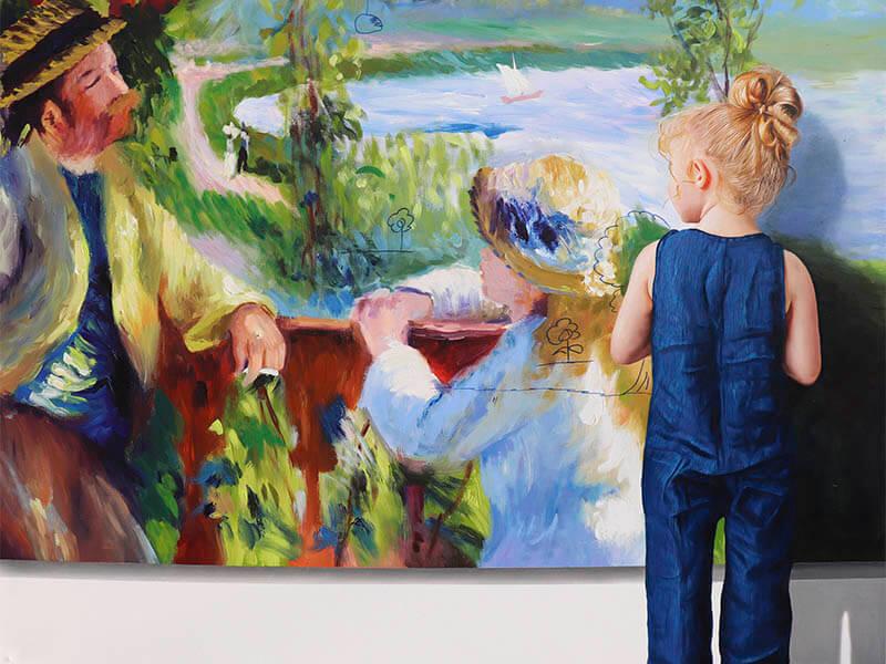 """De la serie """"Master of painting"""""""