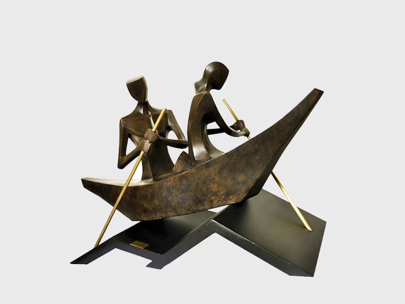Rosalba Muñoz - arte loft galeria -escultura