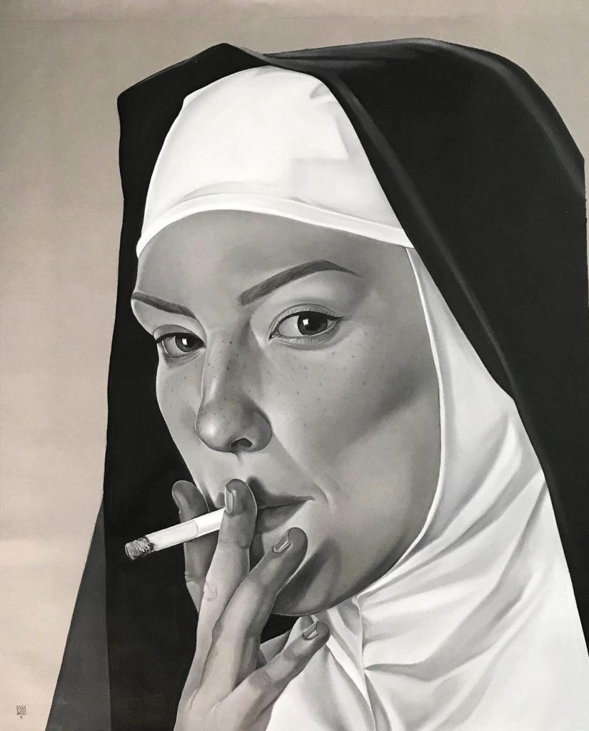 De la serie Habios Dulces- Arte Loft Galeria