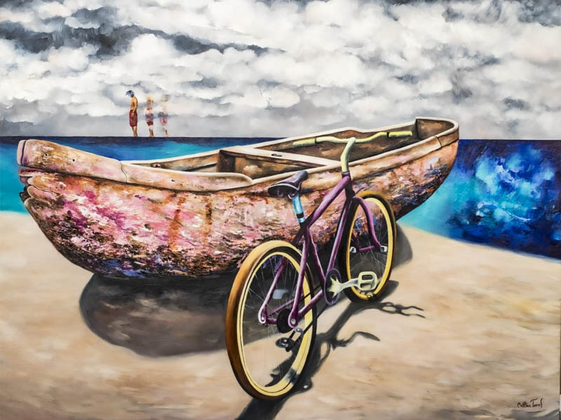 Cristina Torres- Arte loft galeria