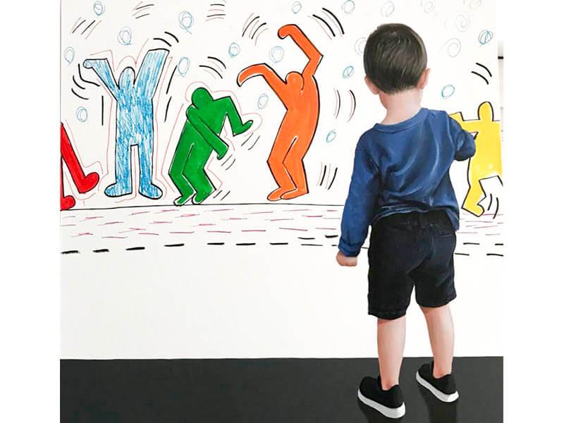 "De la serie ""Master of Painting"" - arte loft galeria"
