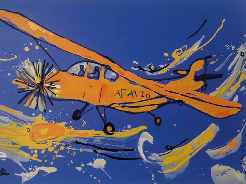 Pablo Azul - arte loft galeria