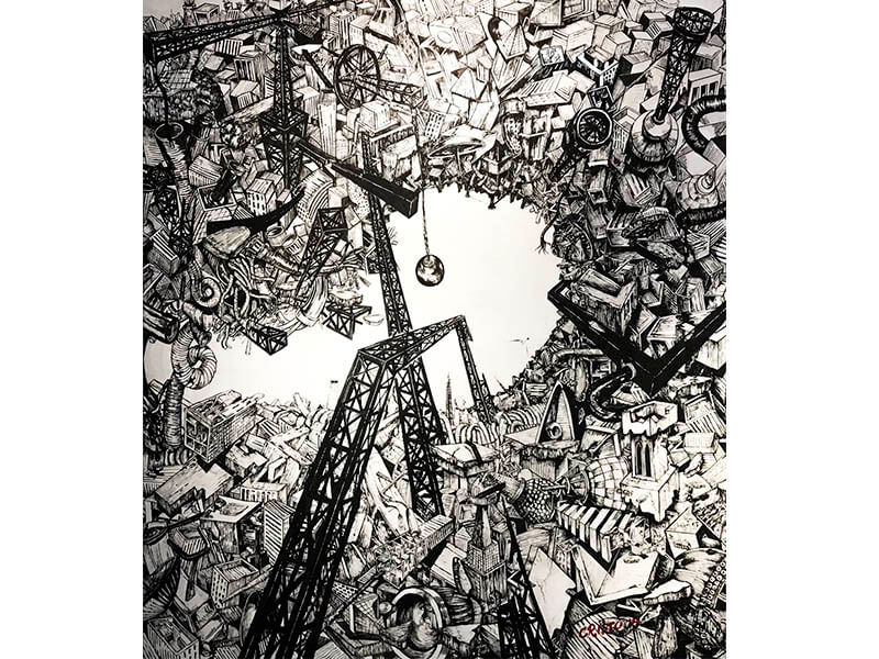 Javier Berrio - Arte Loft galeria