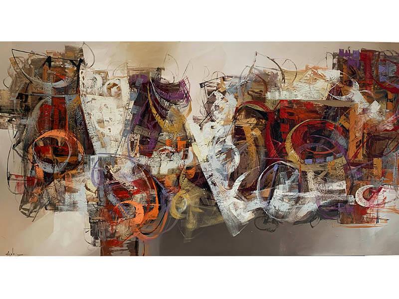 """De la serie """"El color de la identidad"""" - ARTE LOFT GALERIA"""