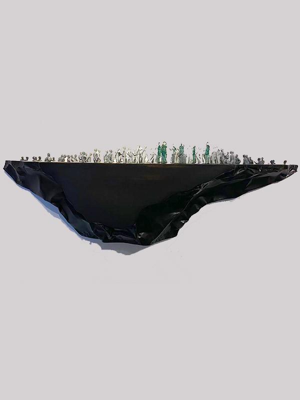 Danilo - esculturas - arte loft galeria