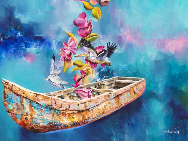 Cristina Torres-arte loft- naturaleza muerta
