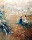 Obras decorativas - obras de arte - pintura abstracta - cuadros para casa - galería de arte- decoración - arte loft galería