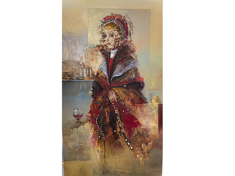 pintura realista - arte medellin - arte decorativo
