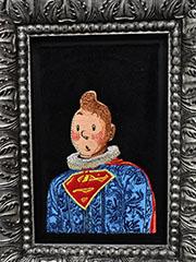 Tintin, pintura contemporanea, espacio, decoracion, arte loft galeria