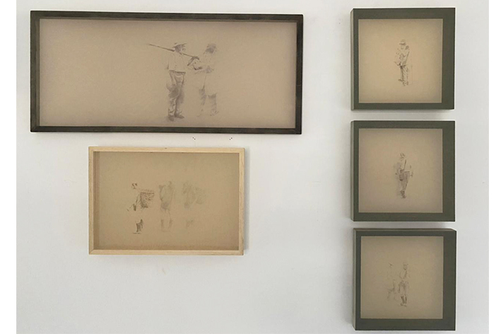 Wilson guerrero - arte loft galeria - arte contemporaneo - espacios - interiores