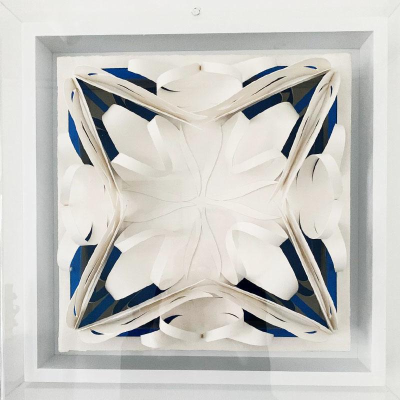 escultura contemporánea - sara rayo - esculturas de pared - arte loft galería -decoracion de interiores