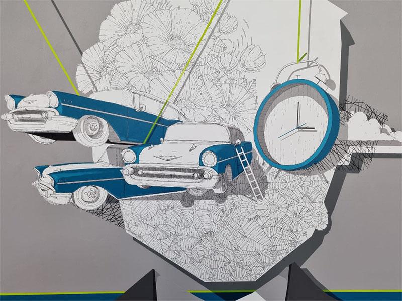 Enrique Jaramillo, arte contemporaneo, arte decorativo, arte loft galeria, arte para espacios